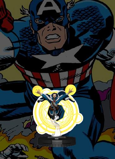 Heroclix Captain America Figures
