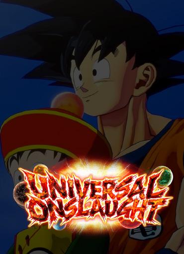 Dragon Ball Super: Universal Onslaught