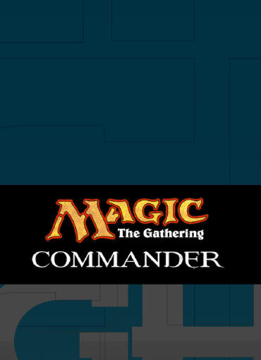 Saturday Commander Open Play